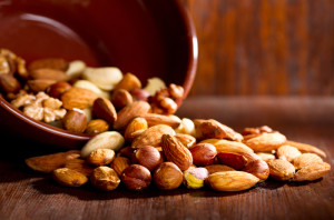 Nüsse - Vitamin E
