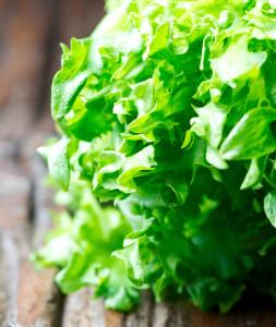 Grünes Blattgemüse - Vitamin K